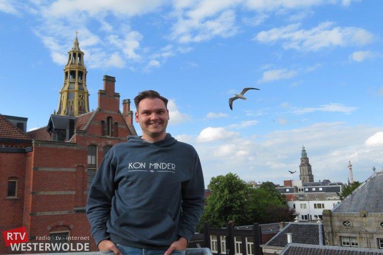 GroningerPlaza uit liefde voor Groningen