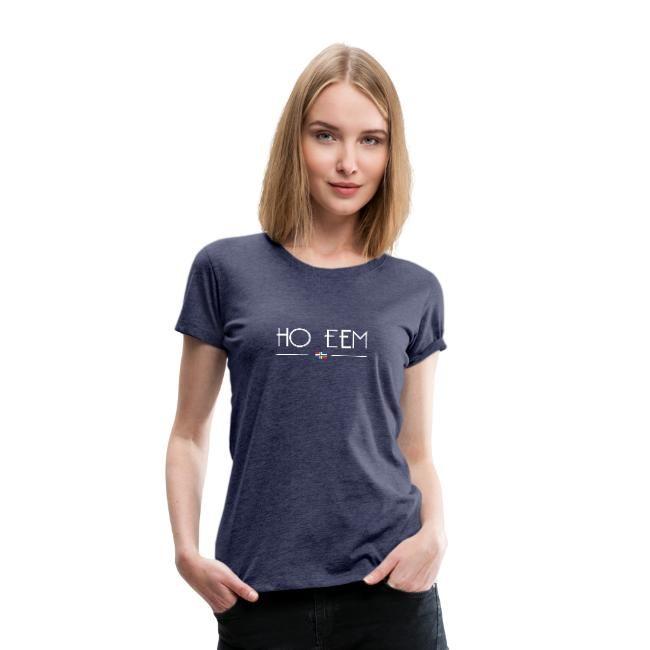 t-shirt met Groningse opdruk ho eem GroningerPlaza