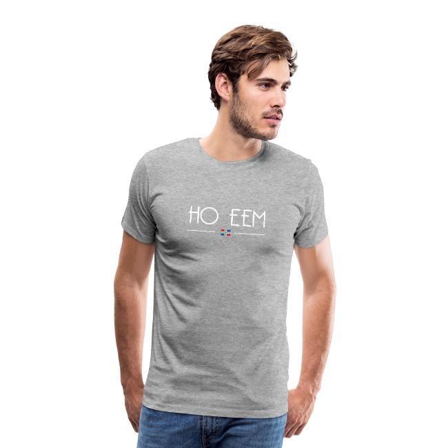 Groninger Plaza t-shirt mannen ho eem groningse opdruk