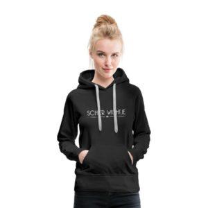 groninger artikelen hoodie dames