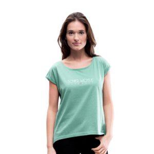 opgerolde mouwen shirt dames groningse kleding