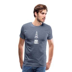 T-shirt man Martinitoren Groningen GroningerPlaza