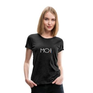Moi t-shirt dames GroningerPlaza