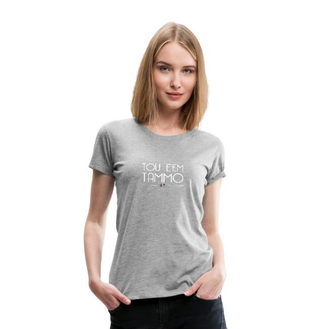 grijs t-shirt dames tou eem tammo groningerplaza