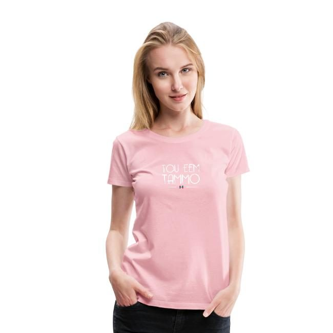 roze t-shirt tou eem tammo dames.